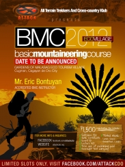 Basic Mountaineering Course 2012